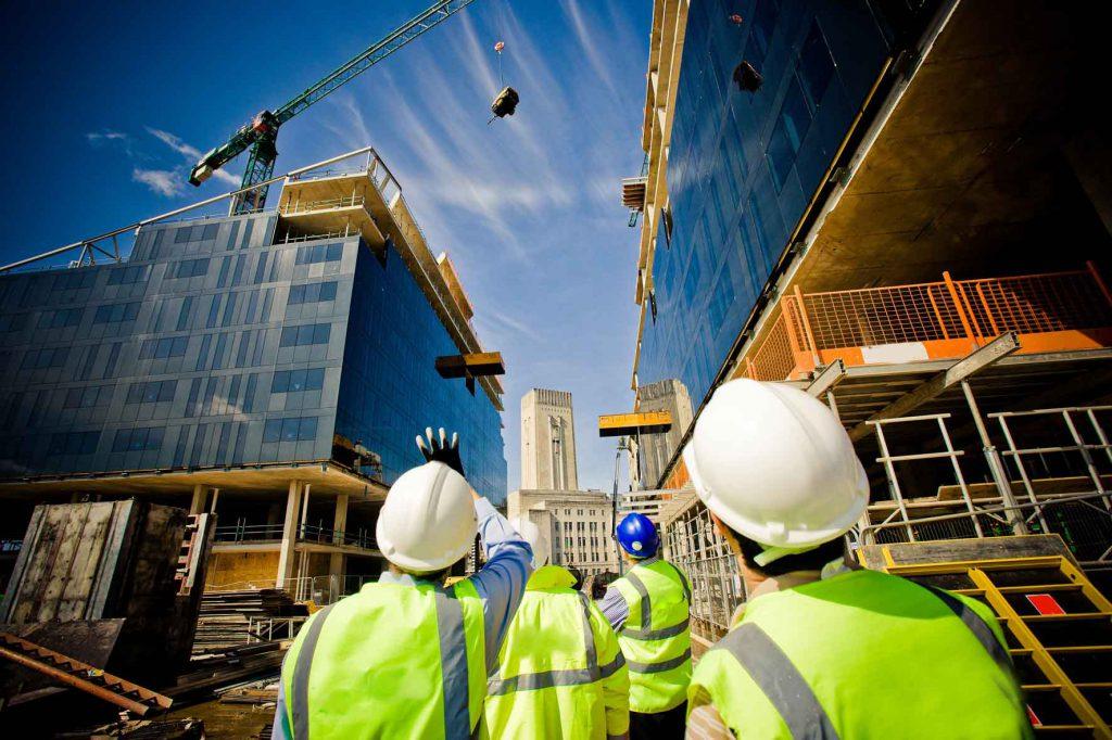 نظارت پروژه های ساختمانی